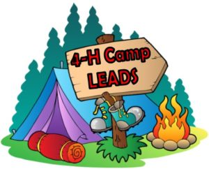 Cover photo for *Updated Fee*    4-H Camp LEADS Registration