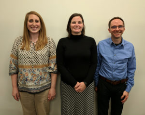 Chatham County Cooperative Extension's new team members.