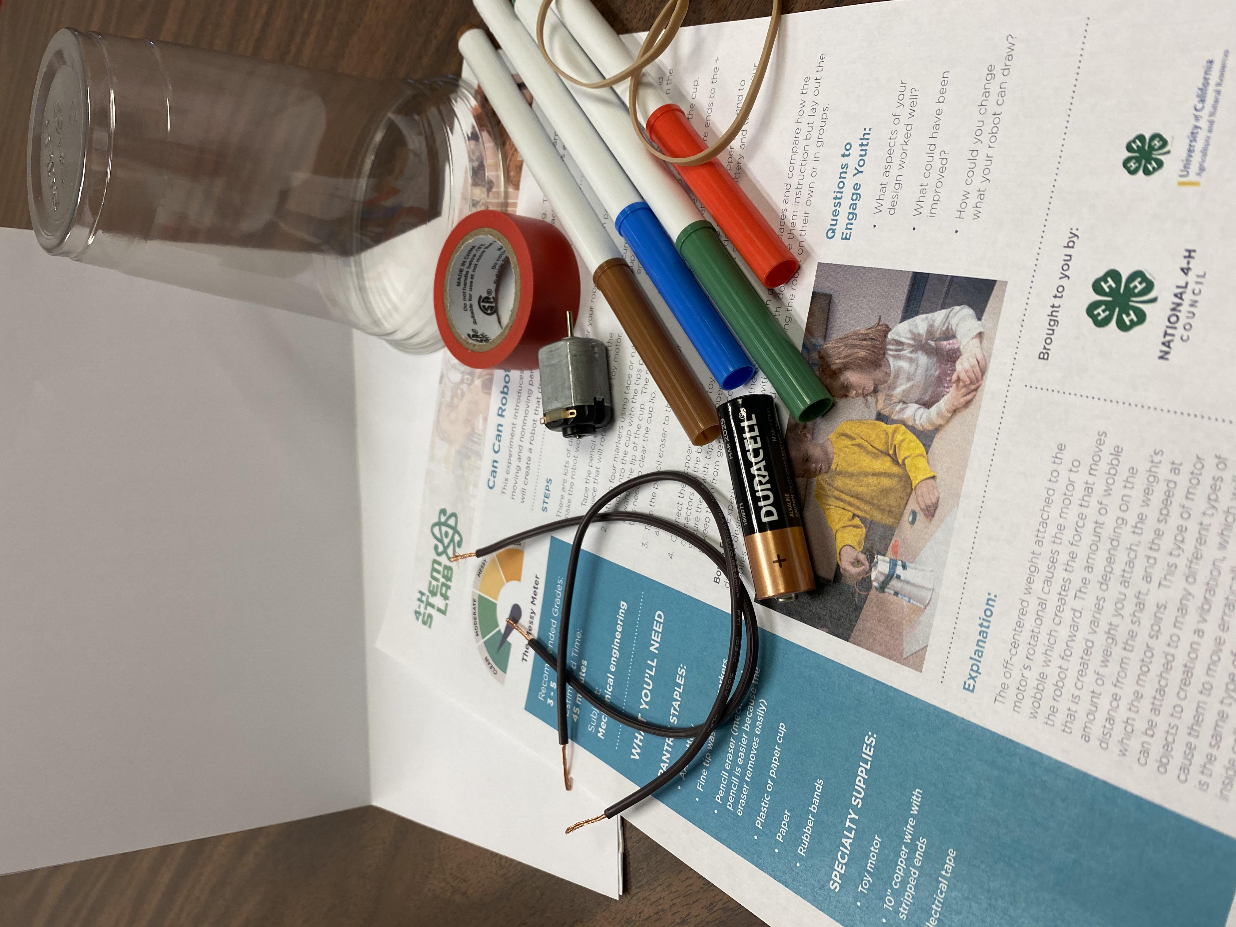 Winter 4-H Activity Kit