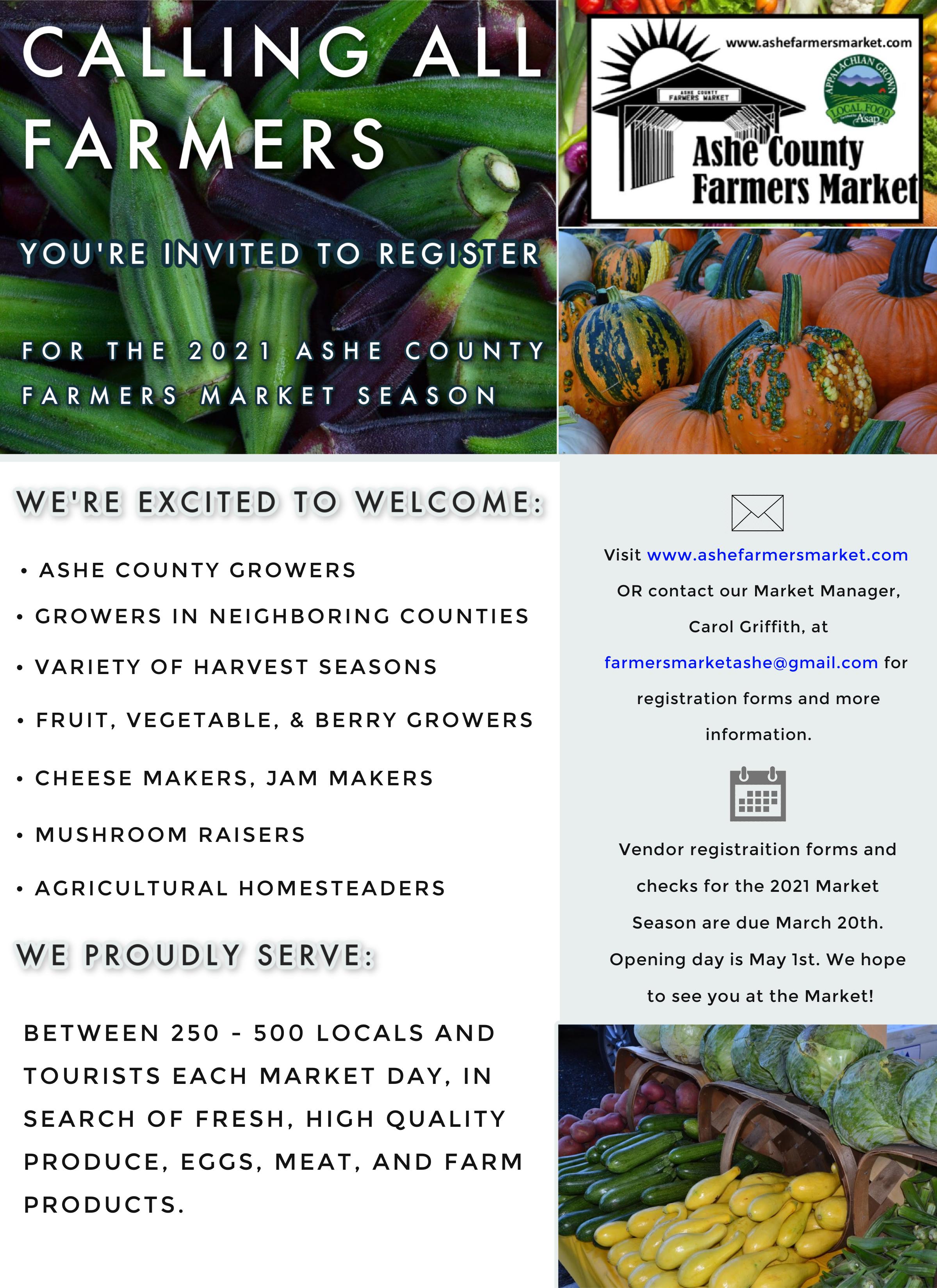 ACFM 2021 Vendor Registration