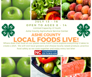 Cover photo for Local Foods Live!